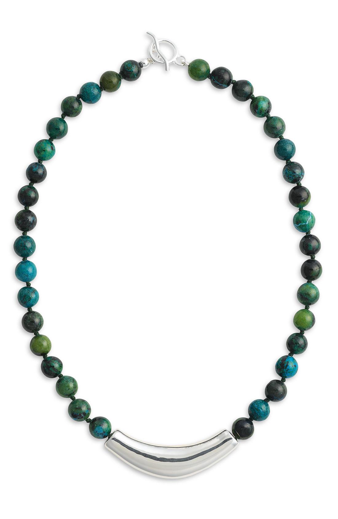 simon sebbag chrysocolla bar necklace nordstrom