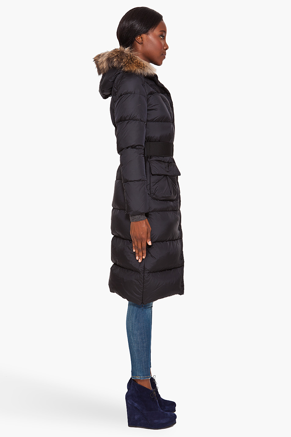 parajumpers extra long jacket