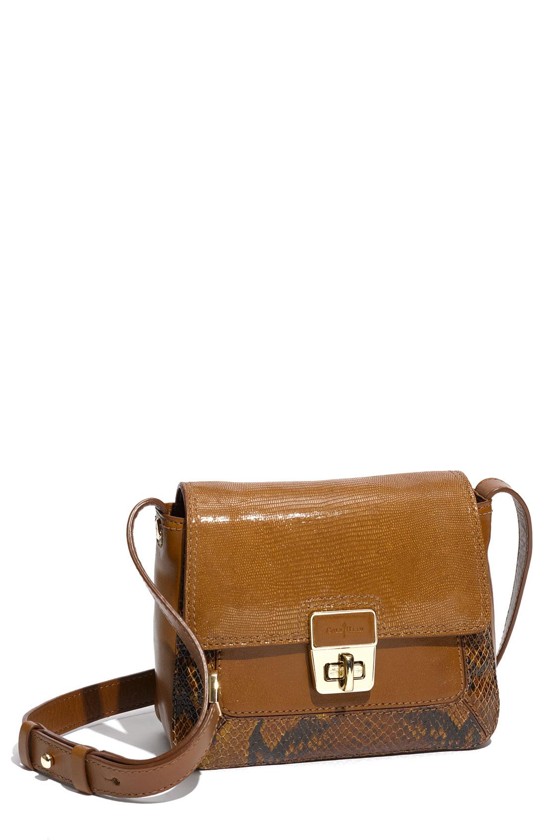 Cole Haan Brown Crossbody Bag 83