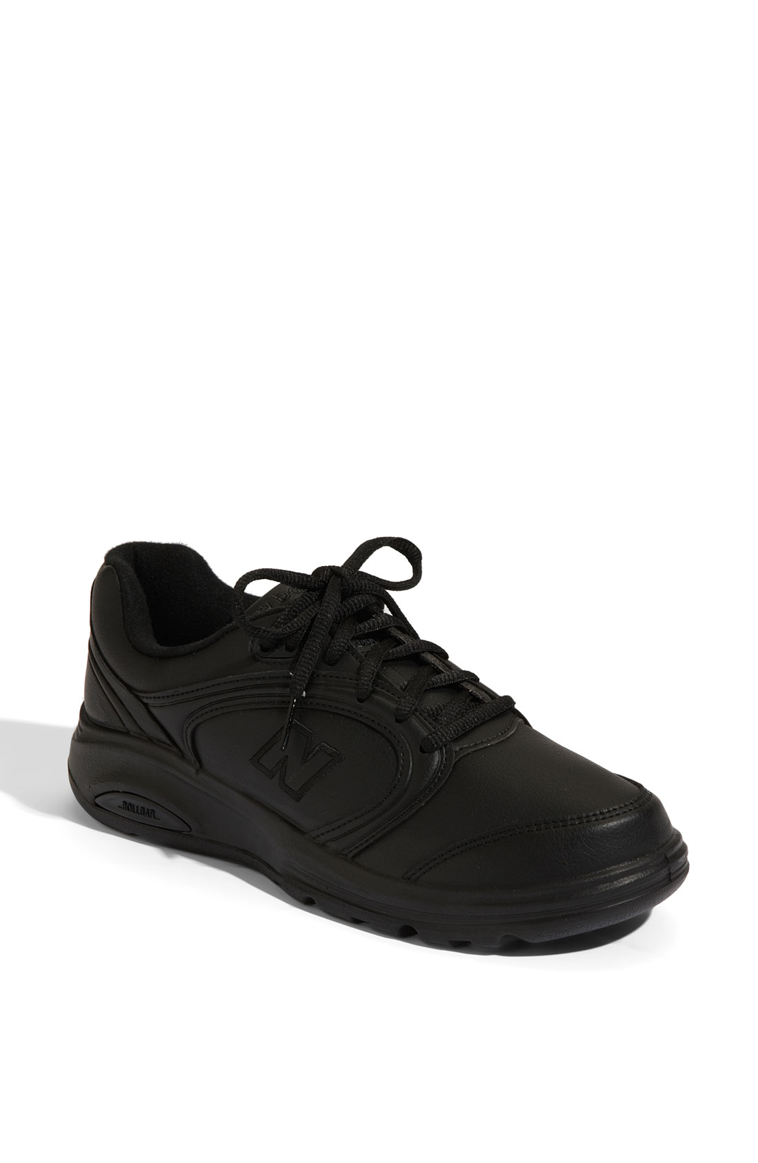 new balance 812 walking shoe in black lyst