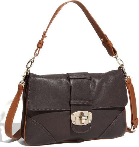 Sondra Roberts Designer Leather Shoulder Bags 37