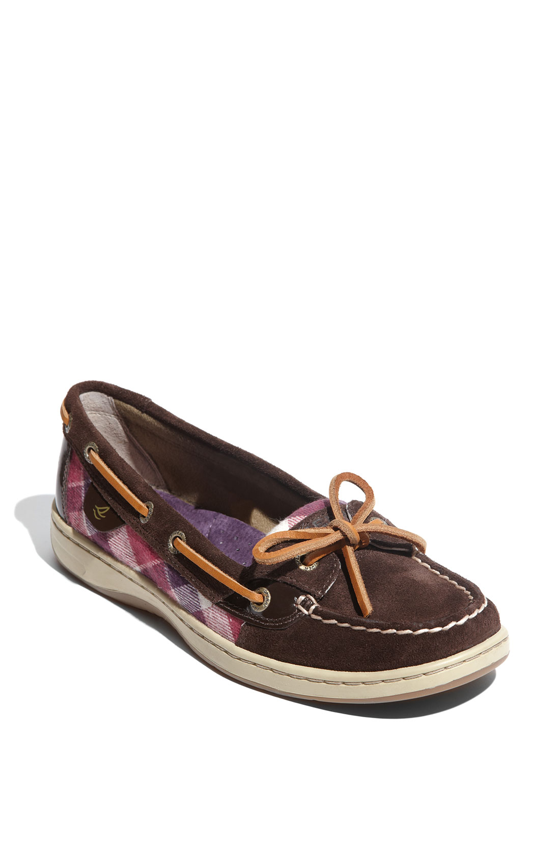 Sperry Top Sider Authentic Original Boat Shoe Dark Brown