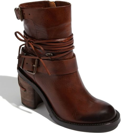 vince camuto silas boot nordstrom exclusive in brown