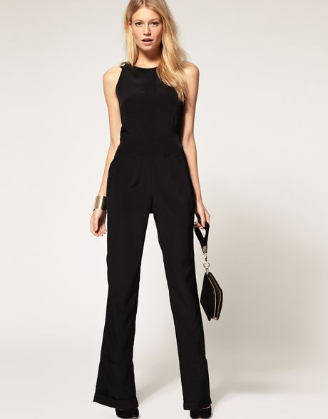 Original Stacy Spoke To Elle And Spilled Her Secrets For Finding The Perfect Jumpsuit For Your Body Here Are Her Top 3 Tips  Many Of The More Casual Jumpsuits Are Cut That Way For Petite Ladies Women Under 53&quot, Stick To Fitted Jumpsuits