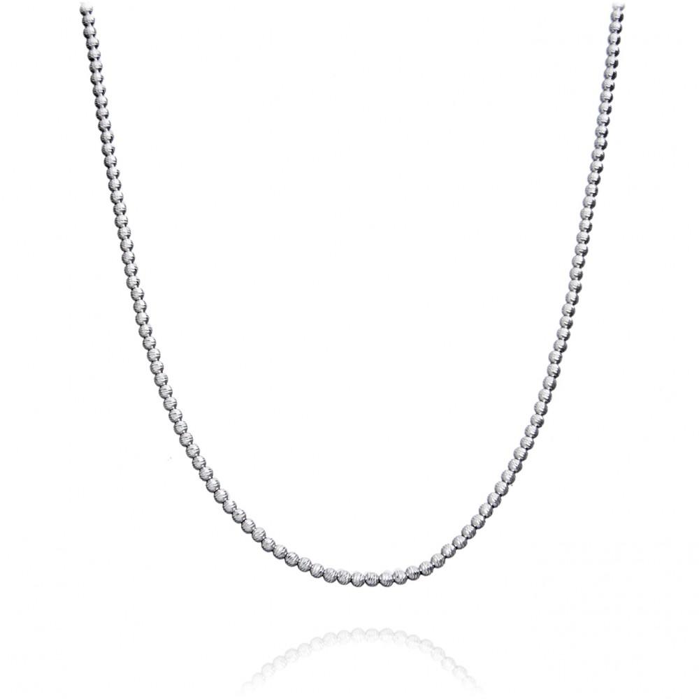 Carolina Bucci 18kt yellow gold Medium Disco Ball necklace - Metallic Kzsk9