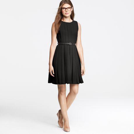 J.crew Sally Dress in Black