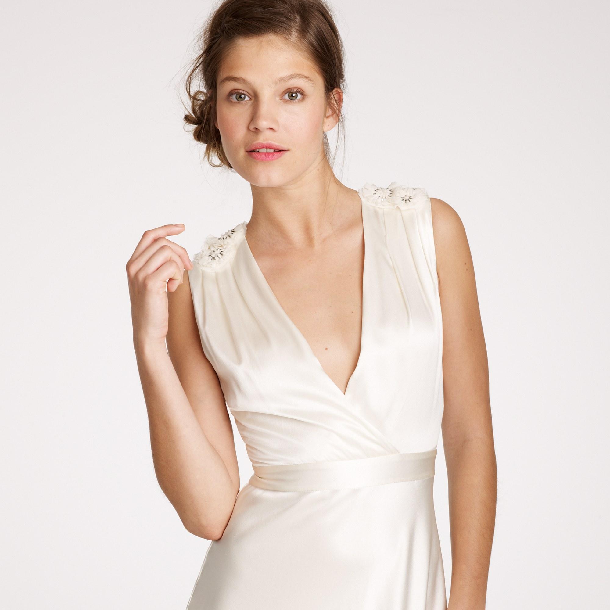 Outstanding J Crew Gown Vignette - Top Wedding Gowns ...