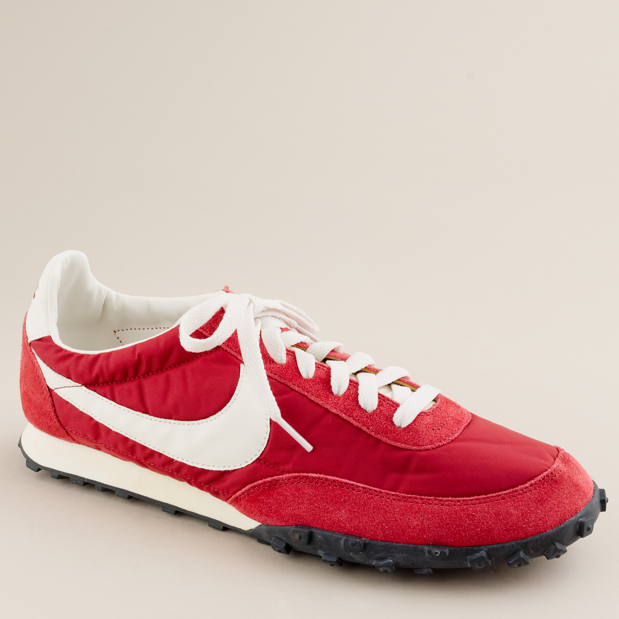 ... australia lyst j.crew nike vintage collection waffle racer sneakers in  red bbe47 b65b9 47321e0b0