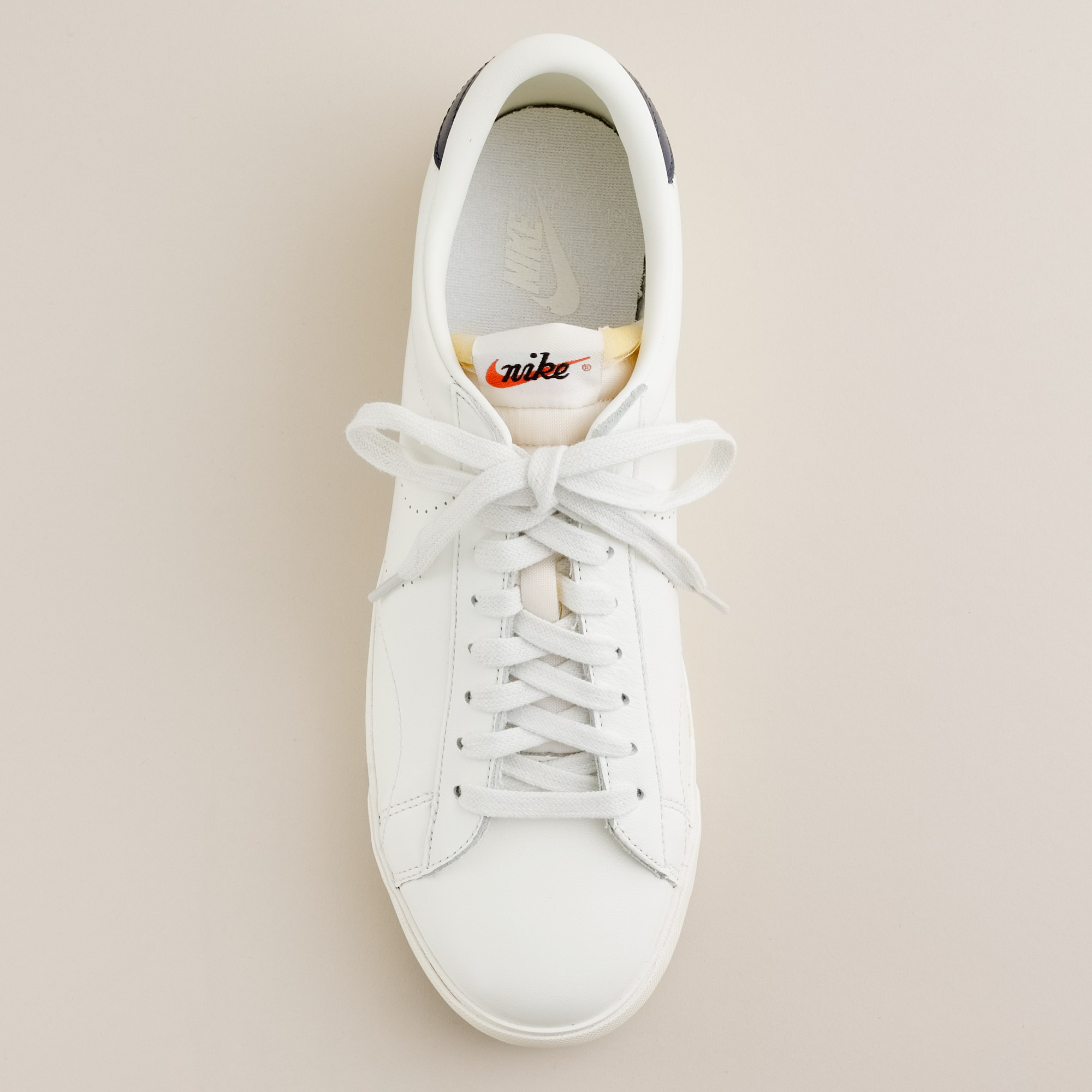 Jcrew NikeR For Vintage Collection Leather Tennis Classic