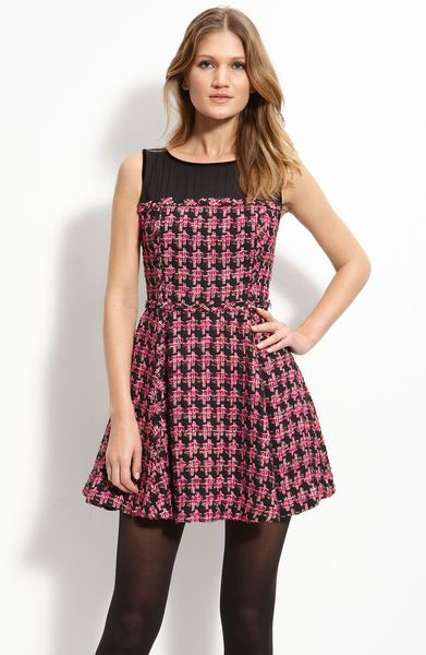Kate Spade Julia Dress in Multicolor (multi w fuschia)