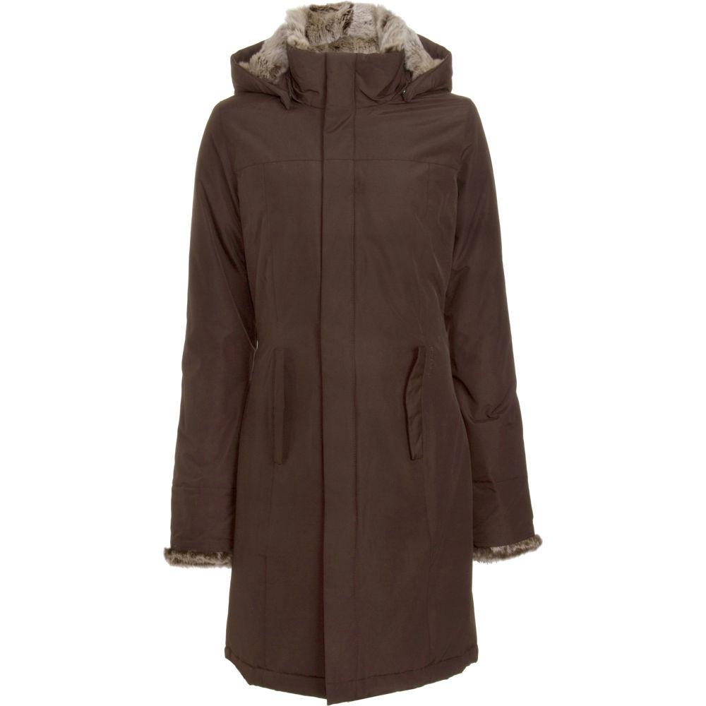 Woolrich Fur Lined Boulder Coat