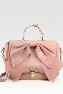 RED Valentino Bow Top Handle Bag - Lyst