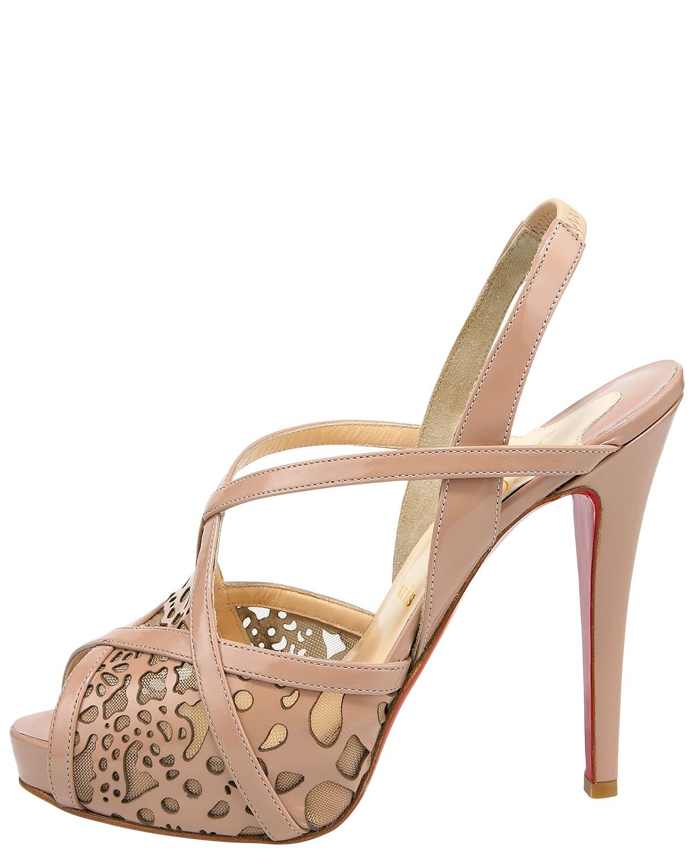 cheap louis vuitton shoes for men - christian louboutin metallic slingback sandals | cosmetics digital ...
