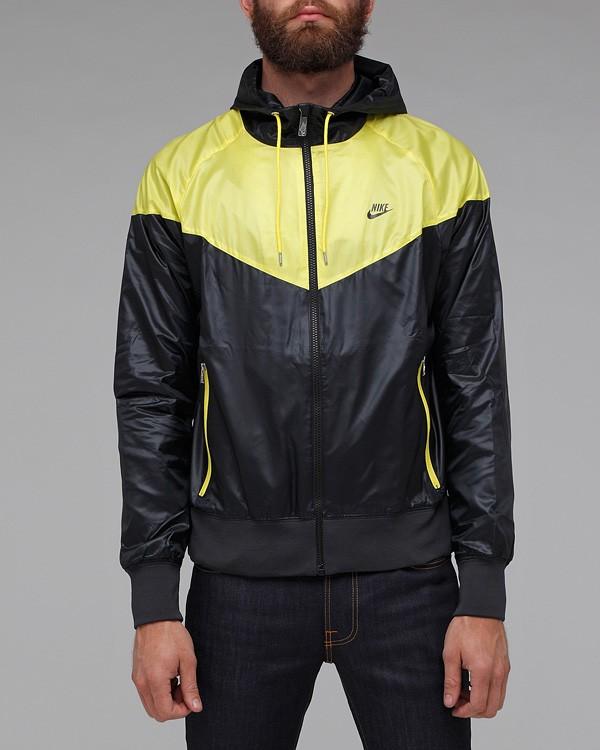 1f9f1d38c278 Lyst - Nike Windrunner Jacket in Black for Men