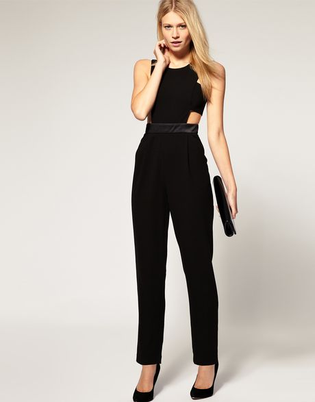 Asos Collection Asos Petite Exclusive Cut Out Side