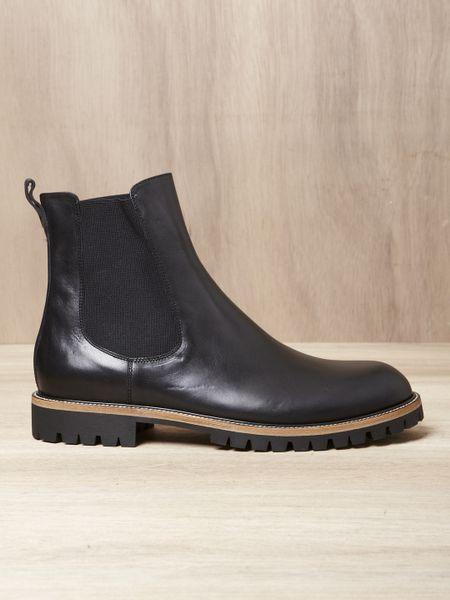 Dries Van Noten Mens Chelsea Boots In Black For Men Lyst