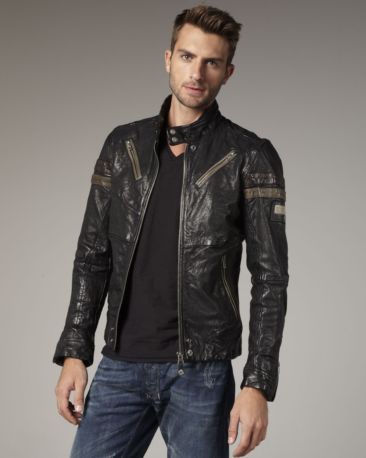 Mens jackets diesel – New Fashion Photo Blog