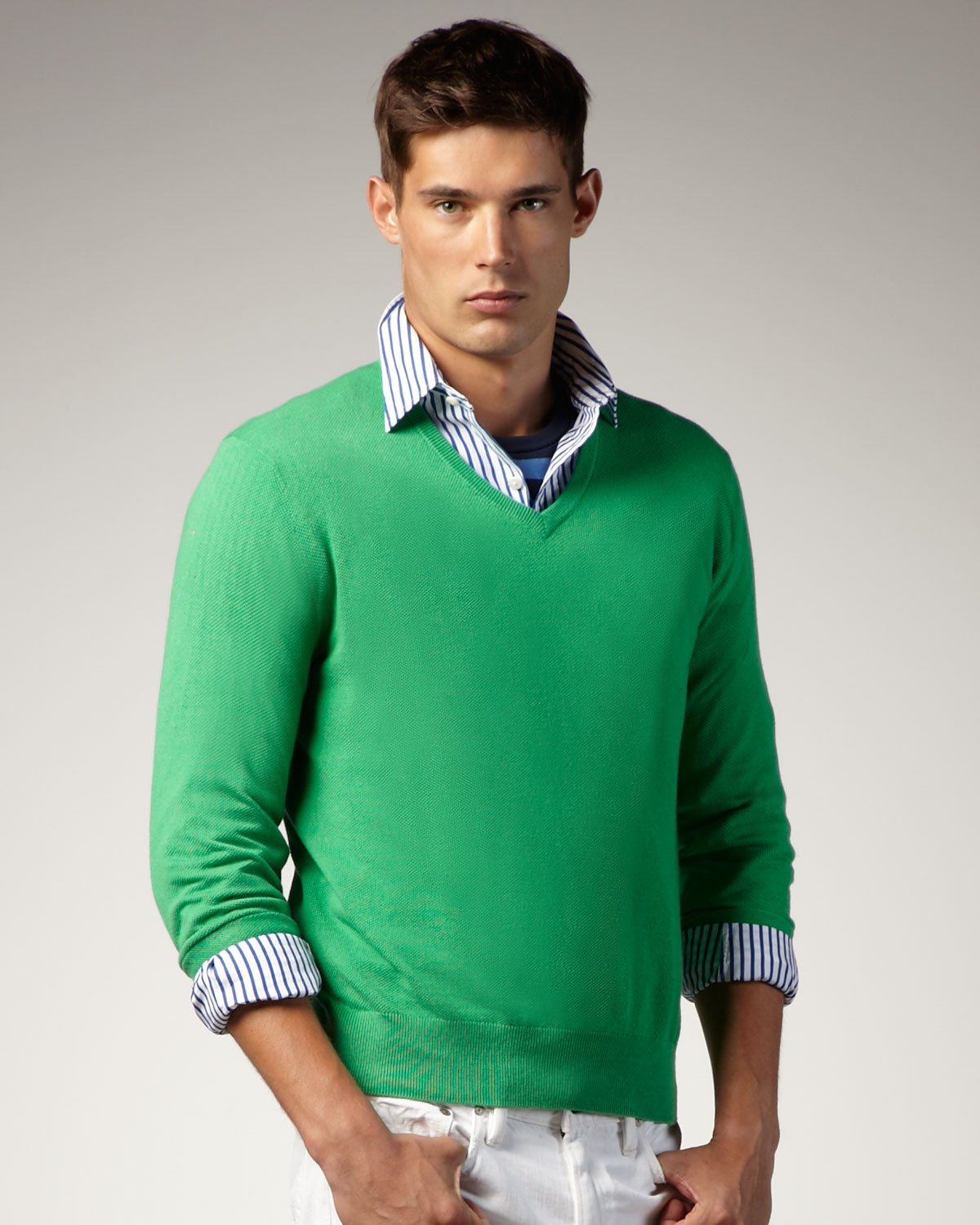 Polo Sweaters Men
