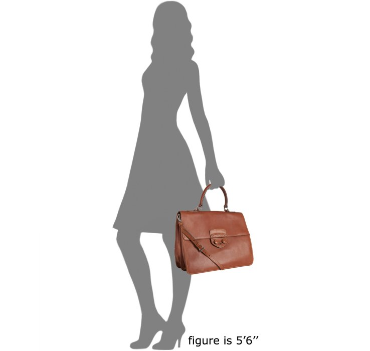 prada large leather tote - Prada Brandy City Calf Leather Convertible Satchel in Brown ...