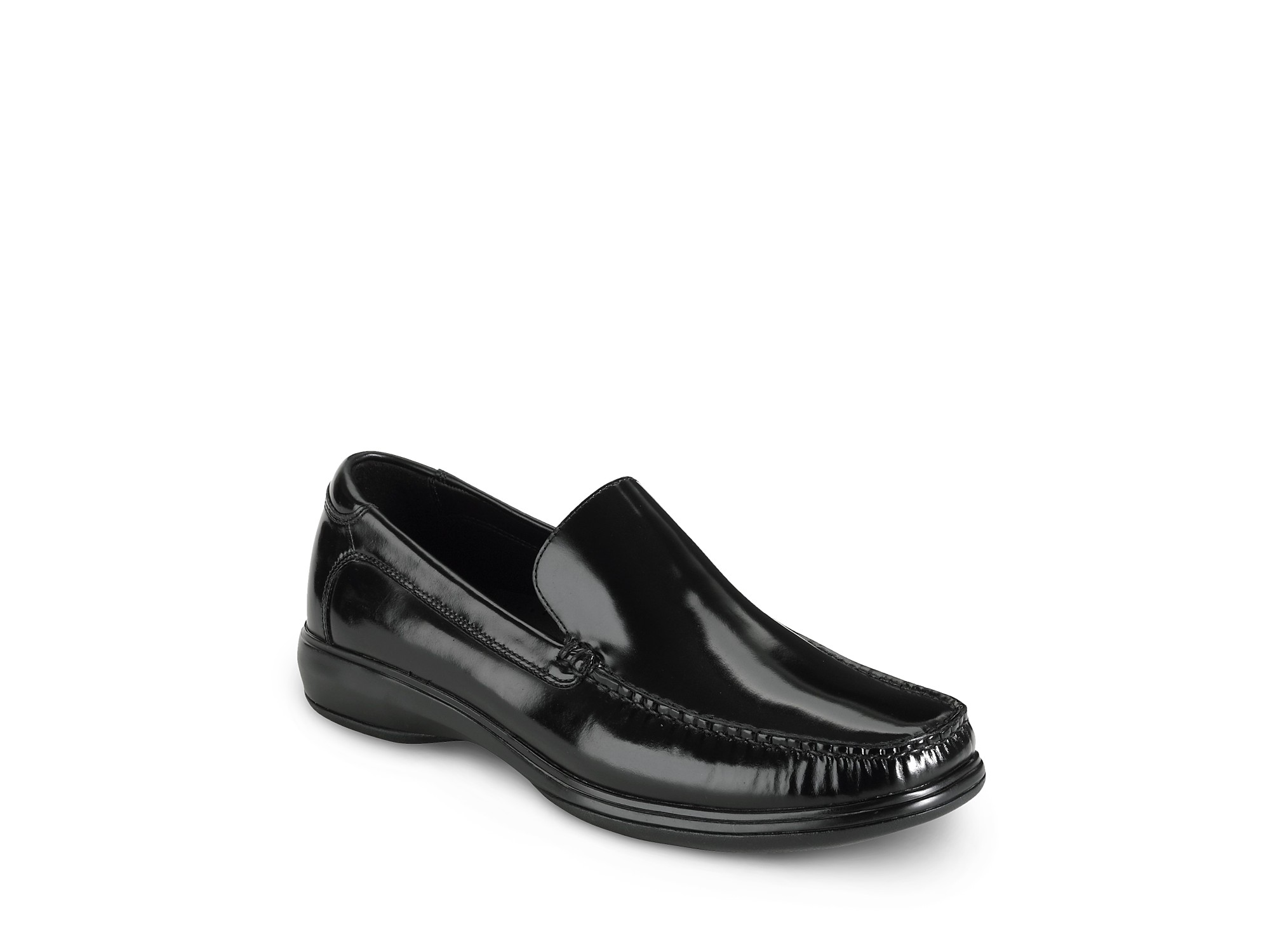 Asos Black Glitter Shoes