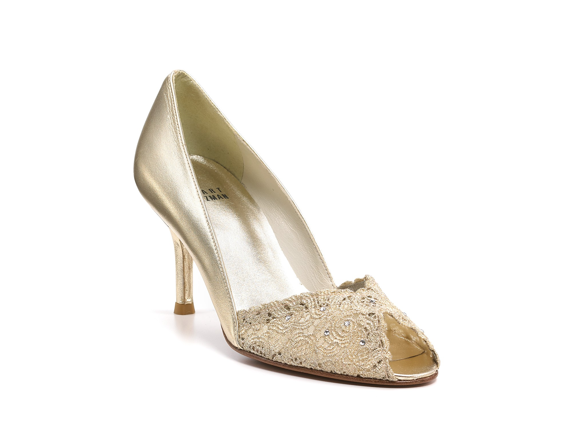 100% original big discount cheap price STUART WEITZMAN Laced shoes free shipping big sale clearance official sale best 2mU6Ce