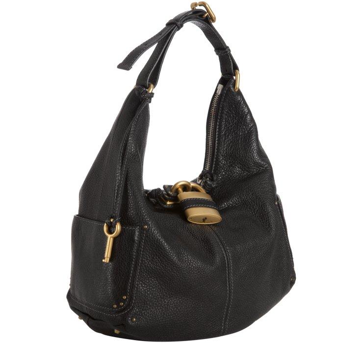 best hand bags - chloe leather paddington hobo, bag chloe