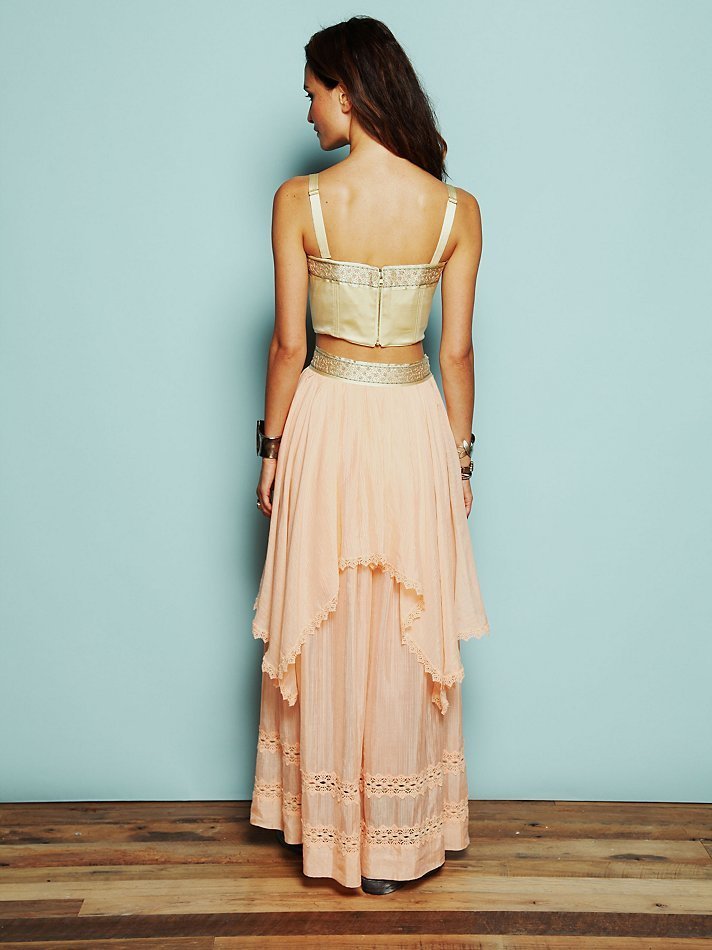 Lyst - Free People Kristals Limited Edition Party Dress in Pink