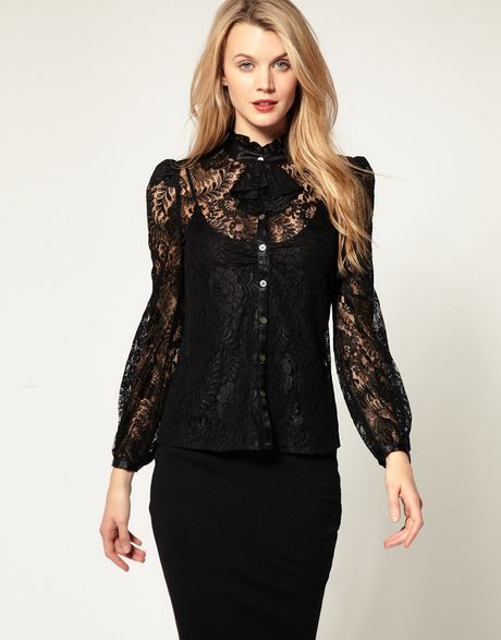 Download this Karen Millen Lace... picture
