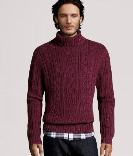 H&m Polo-neck Jumper in