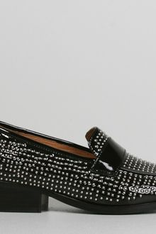 Jeffrey Campbell Studded Vias Loafer - Lyst