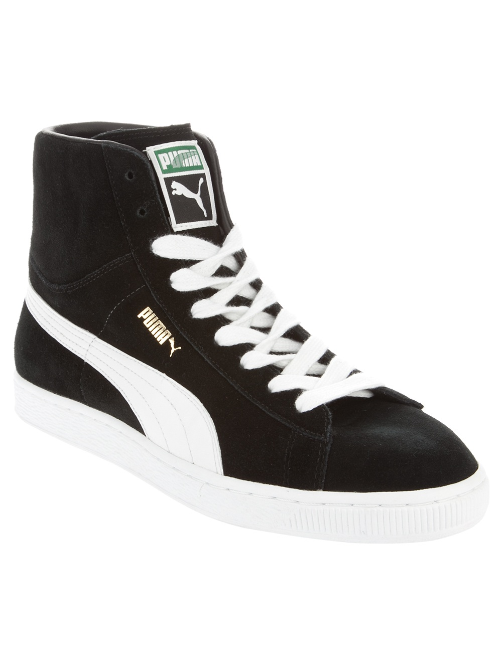 Globe High Top Shoes