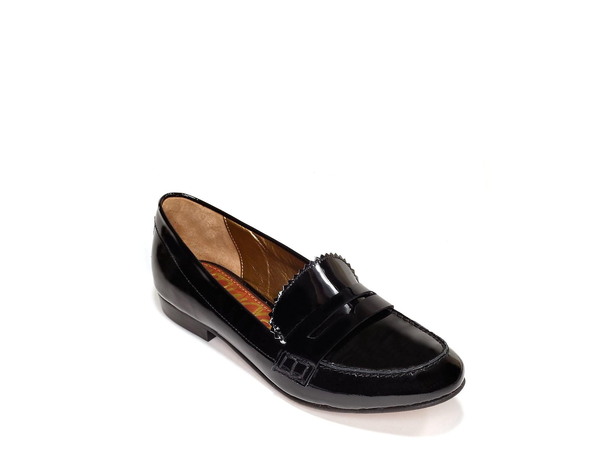 3f7ace26a07 Lyst - Sam Edelman Sam Edelman Etiene Penny Loafers in Black