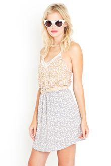 Nasty Gal Maggie Floral Dress - Lyst