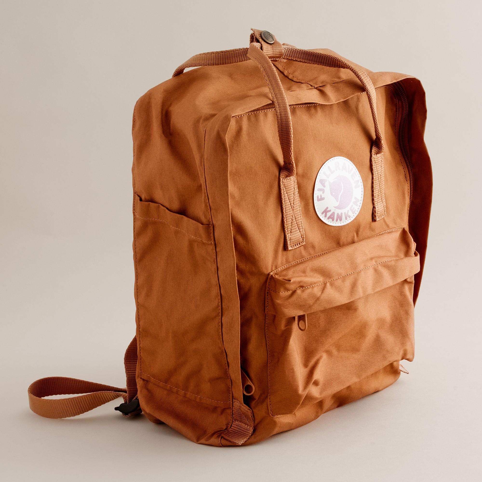 fjällräven classic kanken backpack