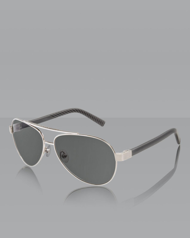 0ef7c00c757 Lyst - David Yurman Phantom Sunglasses in Metallic for Men