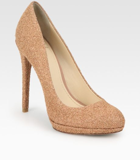 B Brian Atwood Get A $25 Gift Card* in Brown (bronze) - Lyst