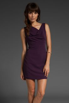 Black Halo Dress on Black Halo Kennedy Mini Dress In Purple   Lyst