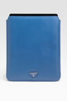 Prada Saffiano Ipad Travel Case - Lyst