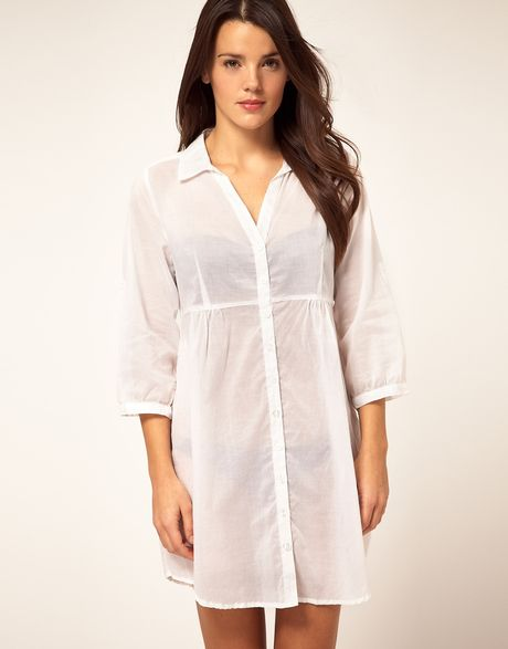 Pin cover up shirts on pinterest for Beach shirt cover up