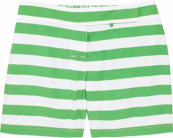 Pret-a-surf Striped Boy Shorts - Lyst