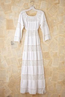 Free People Vintage Dress - Lyst