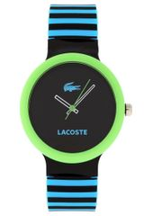 Lacoste Rubber Watch