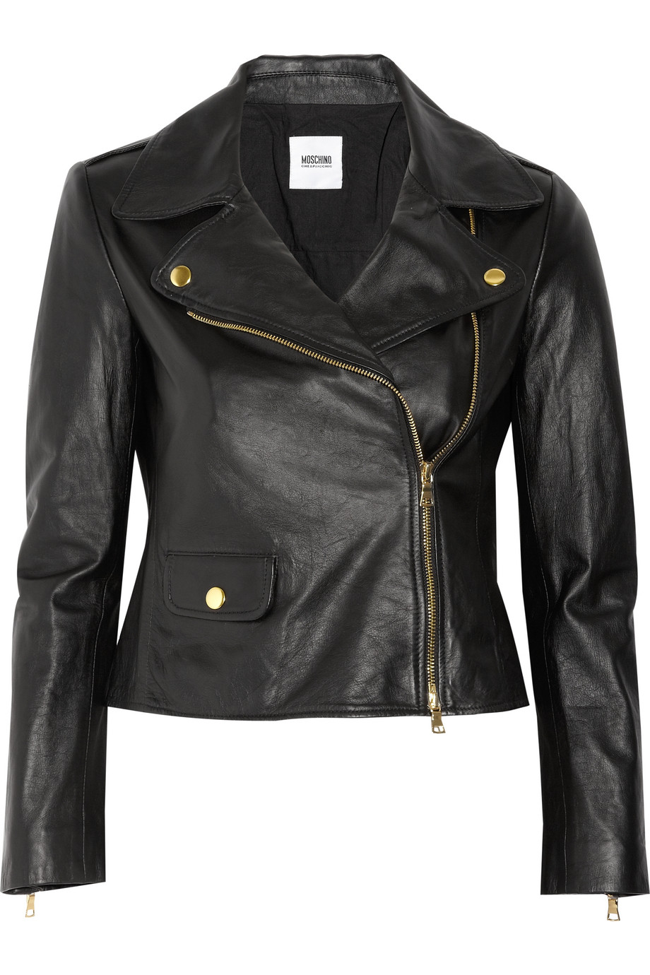 You can buy plenty of cheap, boxy cut, jackets made with low grade, corrected grain leather that will not hold up well over time. However a good quality jacket made of good materials are hard to come by.