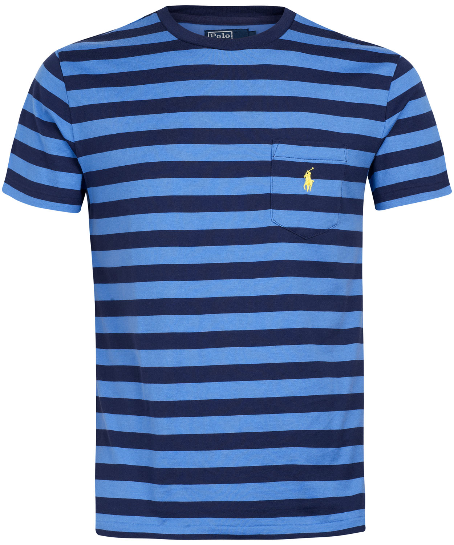 Mens Polo T Shirts Striped