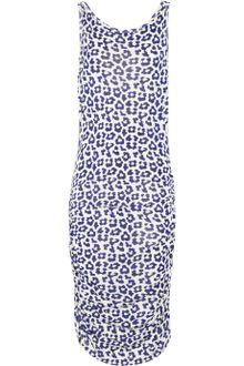 Leopard Print Maxi Dress on Tm By Tara Matthews Leopard Propriano Leopard Print Cotton Maxi Dress