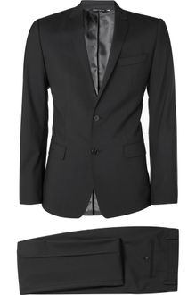 Dolce & Gabbana Martini Slim Fit Wool-blend Suit - Lyst