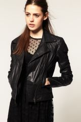 ASOS Collection Asos Leather Biker Jacket