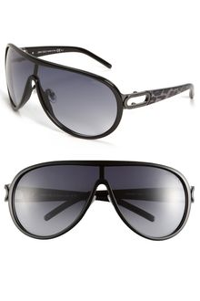 Jimmy Choo Aviator Sunglasses - Lyst