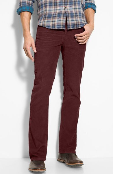 Awesome Leviu0026#39;s 559 Relaxed Straight Corduroy Pants Brown Black Grey Many Sizes NWT | EBay
