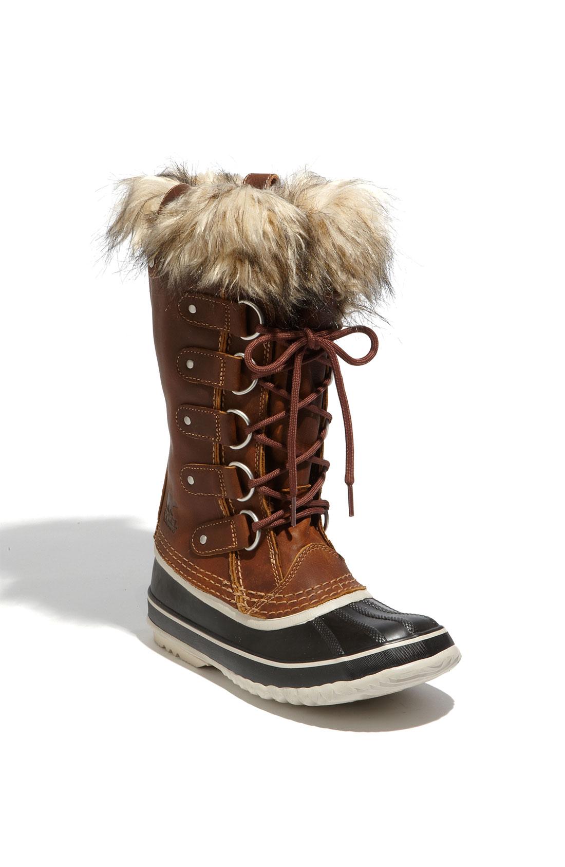 Sorel 174 Women ́s Winter Fancy Lace Ii Waterproof Boots In